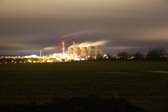 Ferrybridge at Night 1