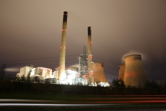 Ferrybridge at Night 2