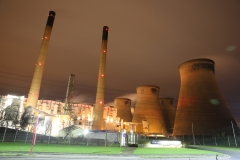 Ferrybridge at Night 3